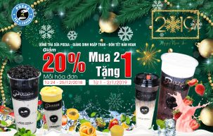 Khuyến mại Pozaa Tea